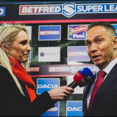 Super League extends partnership with Sky Sports